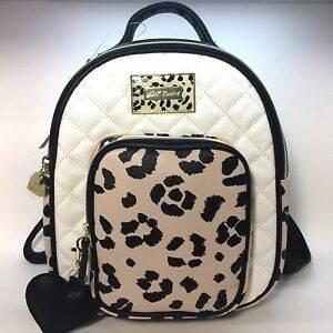Women Women Black Solid Backpack
