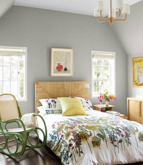 These cheap DIY headboard ideas will show you how to make a genius headboard from everyday items like wood shims, old shutters, and upholstered panels
