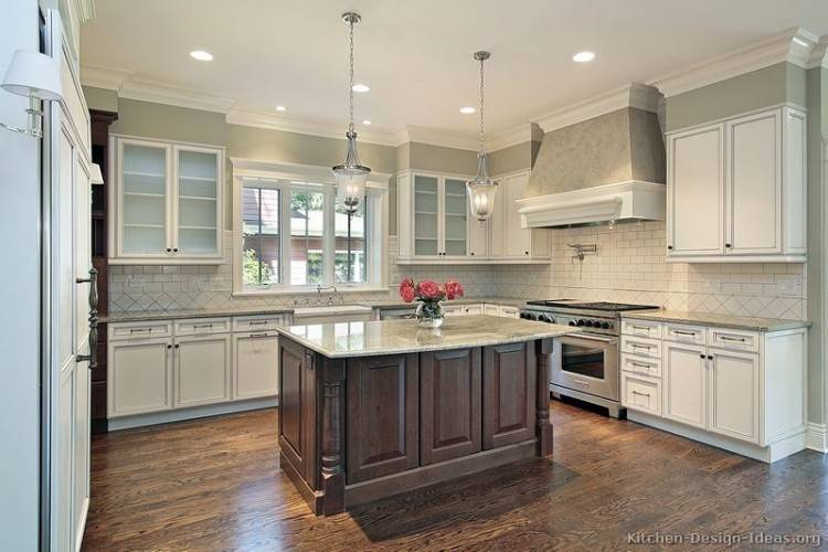 Medium Size of Kitchen Ideas Best Colors Kitchens Tone Cabinets Darker  Molding Collage Grey Black Granite