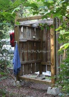 Romantic safari at Mhondoro game Lodge in Welgevonden This is the stunning outdoor shower