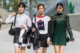 South Korean Fashion Trends | by koreanapiz