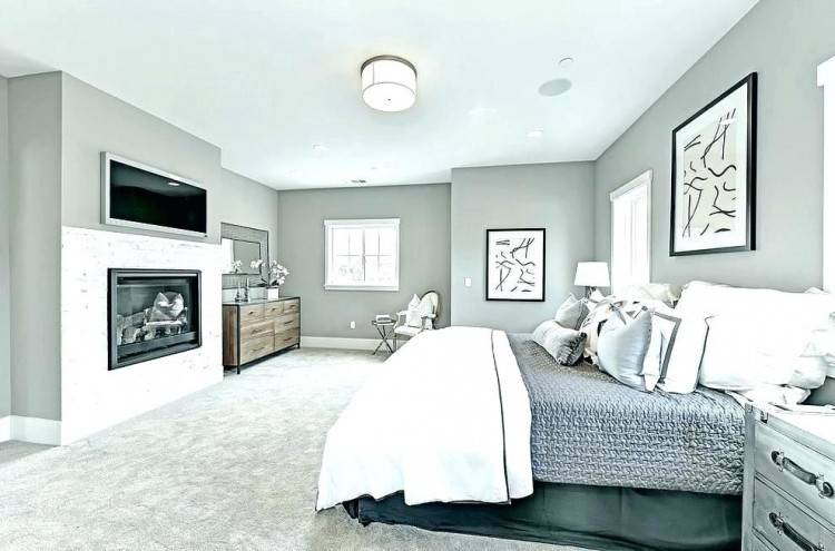 silver and black bedroom ideas