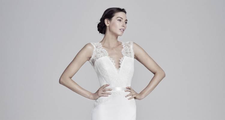 Regency Organza Style 6269 Sexy Wedding Dress Size 10