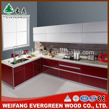 attractive high gloss kitchens kitchen cabinet glossy cabinets red cupboard paint