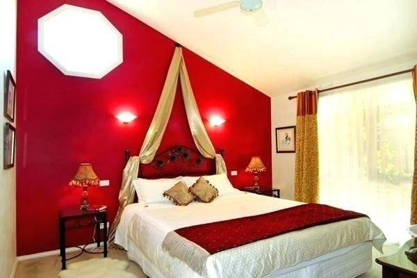 red carpet living room