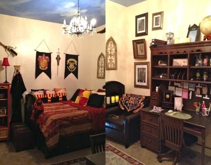 All about bedroom, Harry Potter Decorations: harry potter bedroom ideas Medium