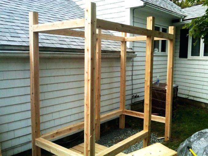 outdoor shower enclosure outdoor showers enclosures outdoor shower enclosure  building plans