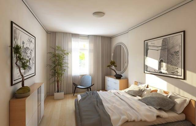 bedroom paint ideas grey
