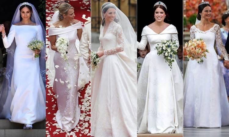 Most Popular Wedding Dress Styles 2017 | Confetti