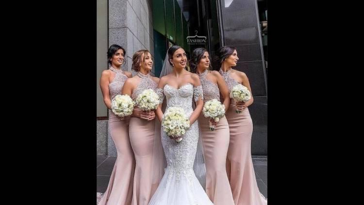 Großhandel 2018 Neue Designer Spitze Appliques Brautkleider Sommer Boho Long Sleeves Arabisch Afrikanischen Stil A Linie Sweep Zug Brautkleider Von