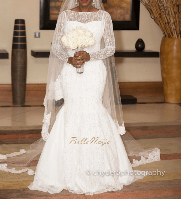Tifair also had no idea that her search for the perfect customary Nigerian  dress would ignite a new passion for fashion