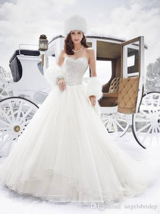 Winter wedding isea