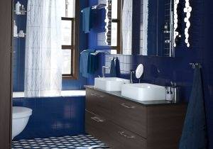 blue bathroom ideas
