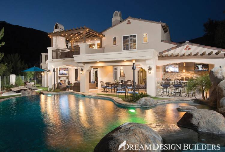 I think they homes like that in Haw… | Dream Backyard/Garden  in