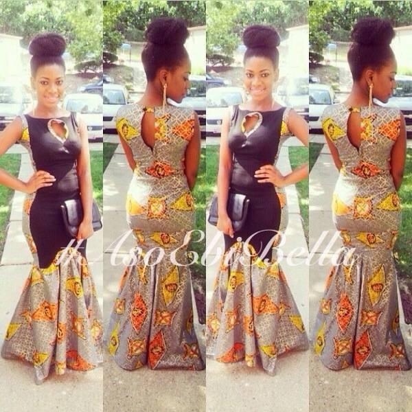 com | Nigerian  Wedding Guest | Nigerian weddings, African Fashion, African