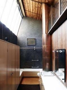 Outdoor Bathrooms · Outdoor Showers