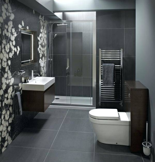 gray tile bathroom ideas grey tiles best on color