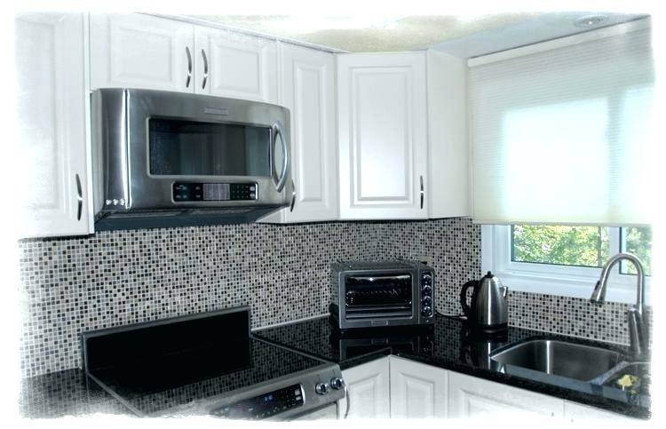 Chic With Rona Kitchen Cabinets Sizes
