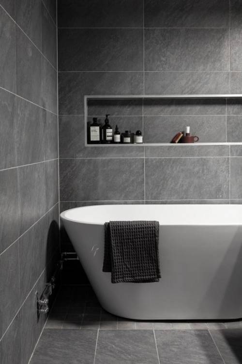 grey tile bathroom small grey bathroom tile ideas nice design and more grey wood tile bathroom