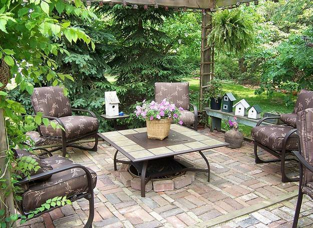backyard outdoor living ideas