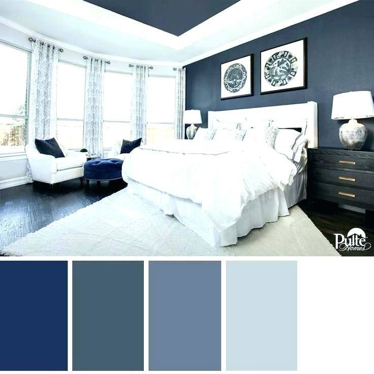 Brighten up your blue bedroom by using light blue decor and white as an accent color