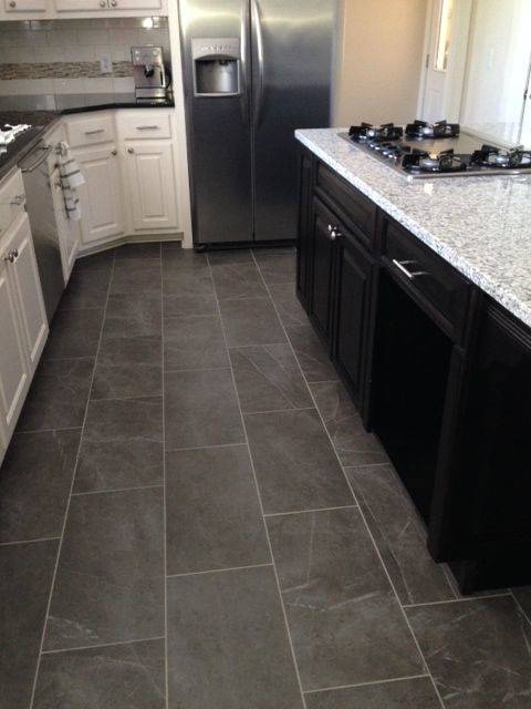 Tiles For Floor Simple Innovative Small Kitchen Tile Ideas
