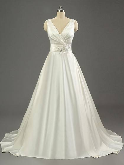 Where to find vintage wedding dresses