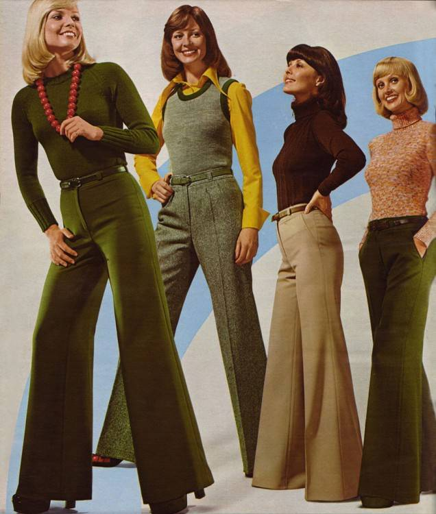 Do you think you remember the trends of the 70's better than most