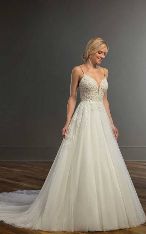 Read more · 3153 Allure Romance Bridal Gown