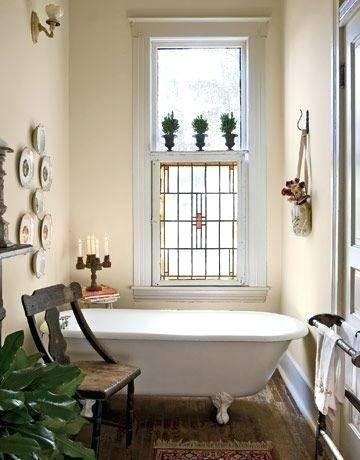 small bathroom no window