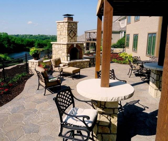 Outdoor Living Construction in Scottsdale