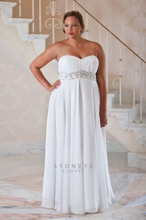 Curvy Brides Of Wedding Dresses for
