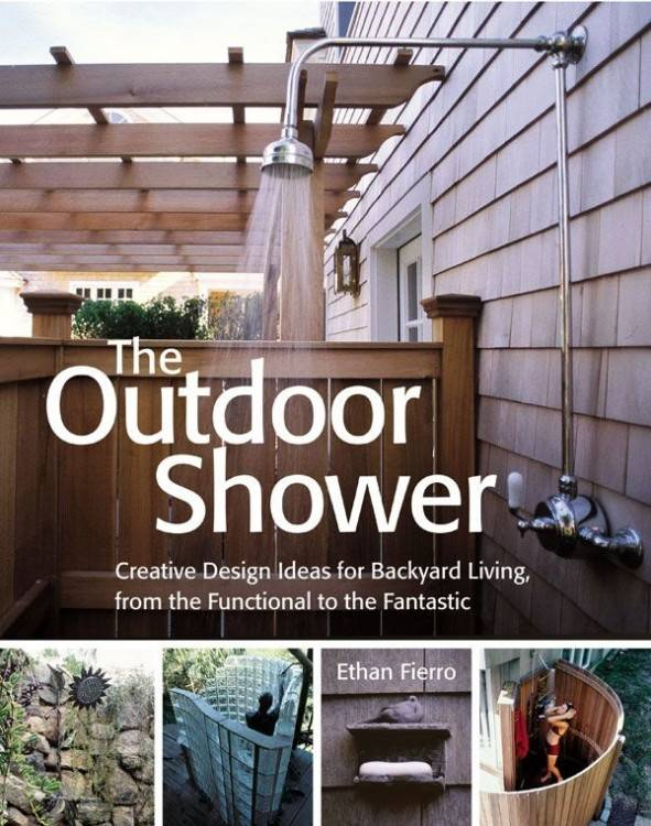 wooden outdoor shower outdoor shower kit outdoor shower design using brown  wooden fence also round head
