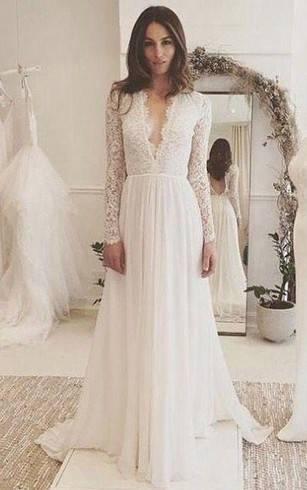 Best Wedding Dress Styles For Plus Size Pluslook