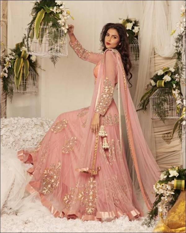 Traditional Indian Wedding Dresses are believed to be the most glamorous  and most colorful wedding dresses in the whole world