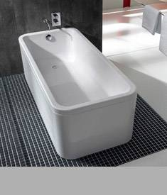 roca laura eco roca bathroom suite with bathroom tiles