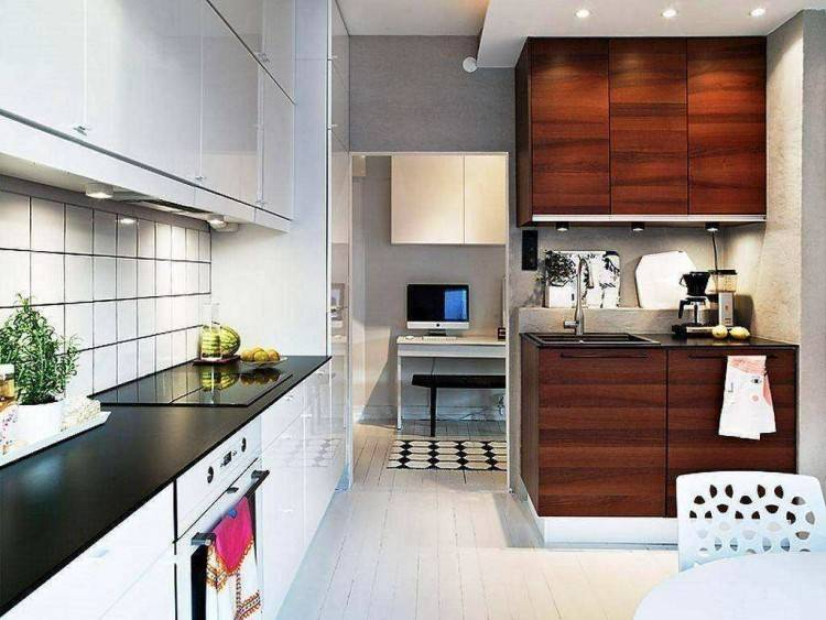 From unique cabinetry solutions to little tricks, these 21 ideas will help  you make the most of the space you do have