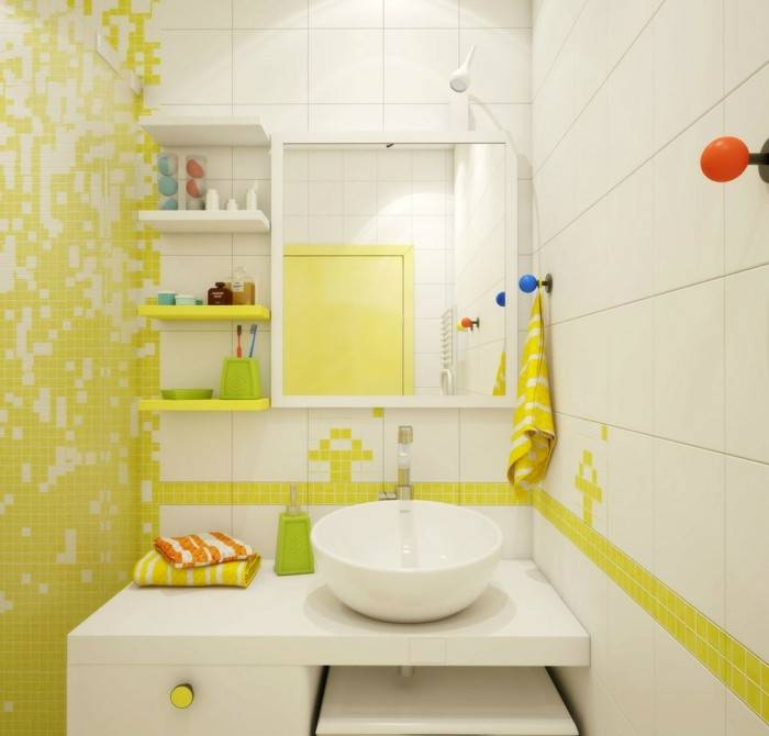 Bathroom Posh Grey Wall Paint Bathtub Space Tile Inside Small Gray Bathrooms Done In
