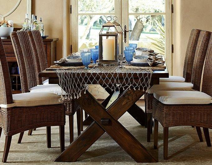 Awesome Dining Room Chairs Pottery Barn Pictures – Home Design Ideas