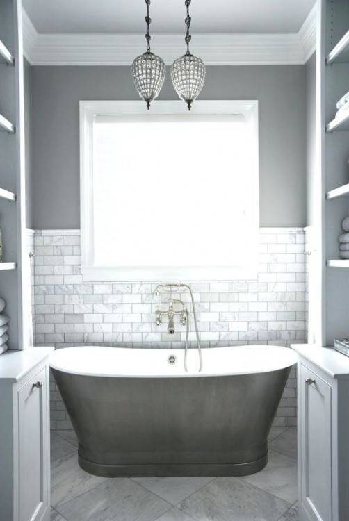 grey bathroom ideas to inspire you ideal home decorating grey bathroom ideas  metro tile and grey