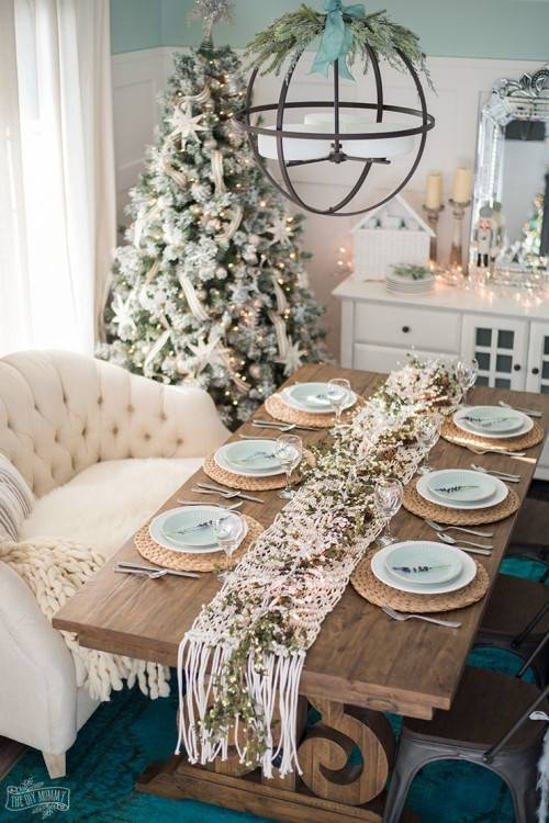dining room christmas decorations stunning dining room decor ideas christmas dining table decorations pictures