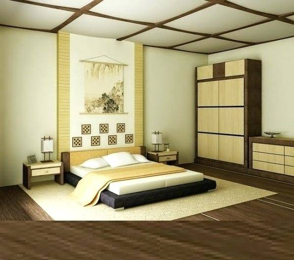 oriental bedroom ideas