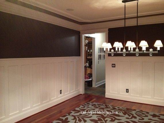 Lovely Decor Dining Room Ideas Sofa Model 982018 At  Bab3c7048e39ca46cfb295a2859327d0 Dining Room Wainscoting Wainscoting Ideas