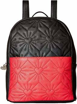 The Black Leather Backpack 87,