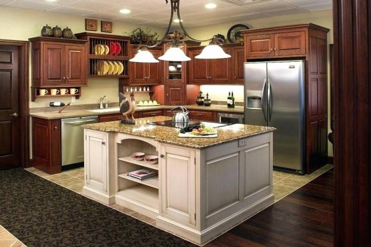 Full Size of Corner Kitchen Cabinet Components Home Design Ideas Dark  Molding Top Cabinets Best Photos