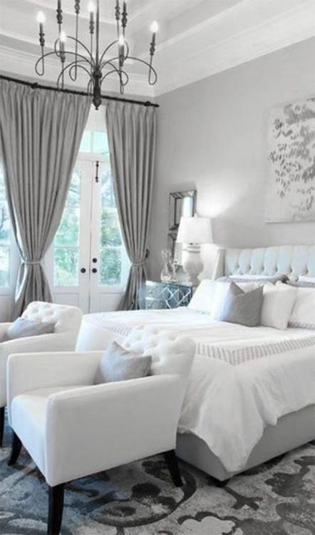 Black And White Bedroom Ideas Always Elegant intended for White Bedroom  Ideas