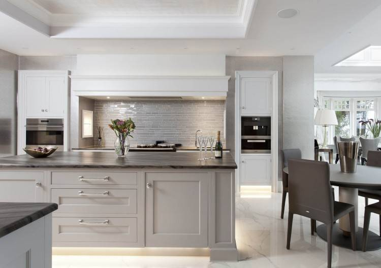 Soon after opening, Stormer Designs started to get some recognition for the  quality of their kitchens in Interior Magazines like Northern Ireland Homes  and