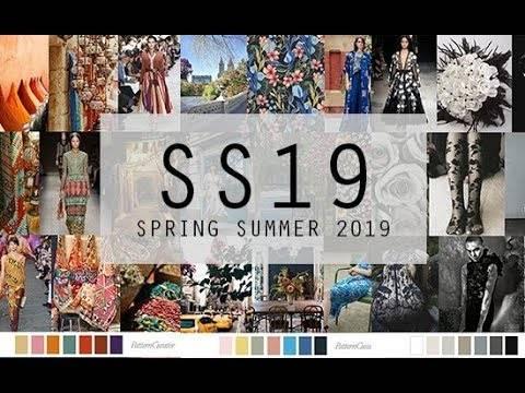 Webinar | Men's Spring/Summer 2019 Trend Direction