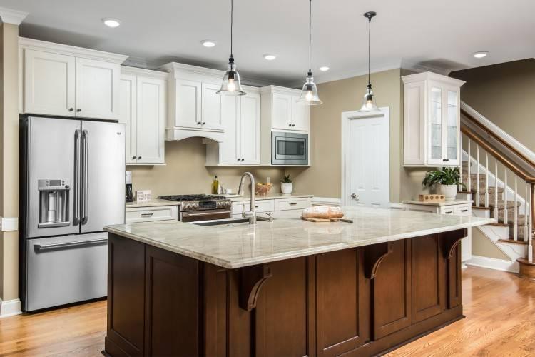 one wall kitchen ideas