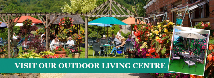 The Outdoor Living Center has what you need for any month of the year